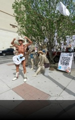 Lets Get Naked with A Cowboy and Coolsculpting #NakedAtSXSW