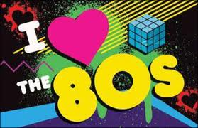 The G Spot is Having an 80's Party