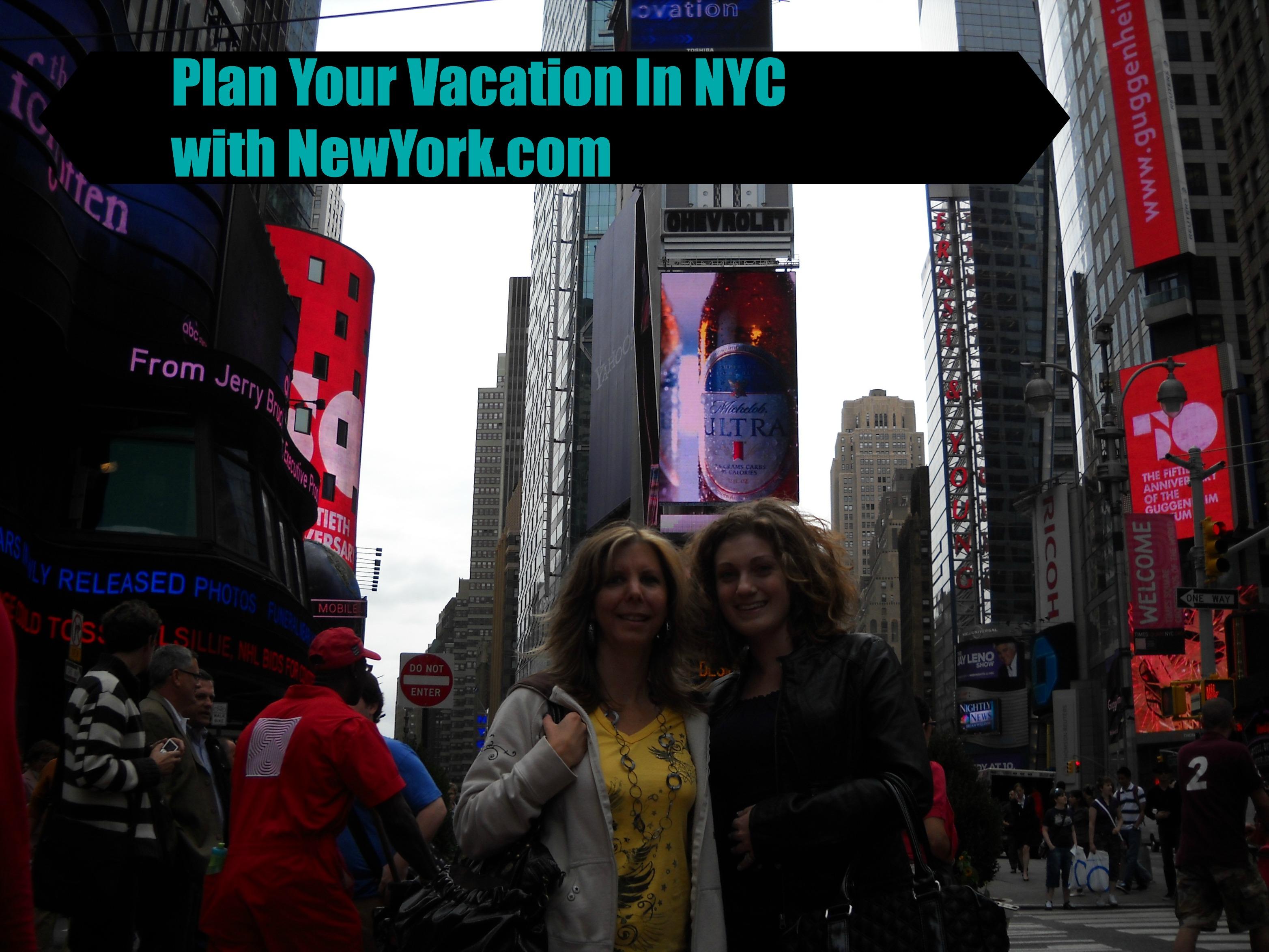 Visiting New York City- NewYork.com #WeLoveThisCity
