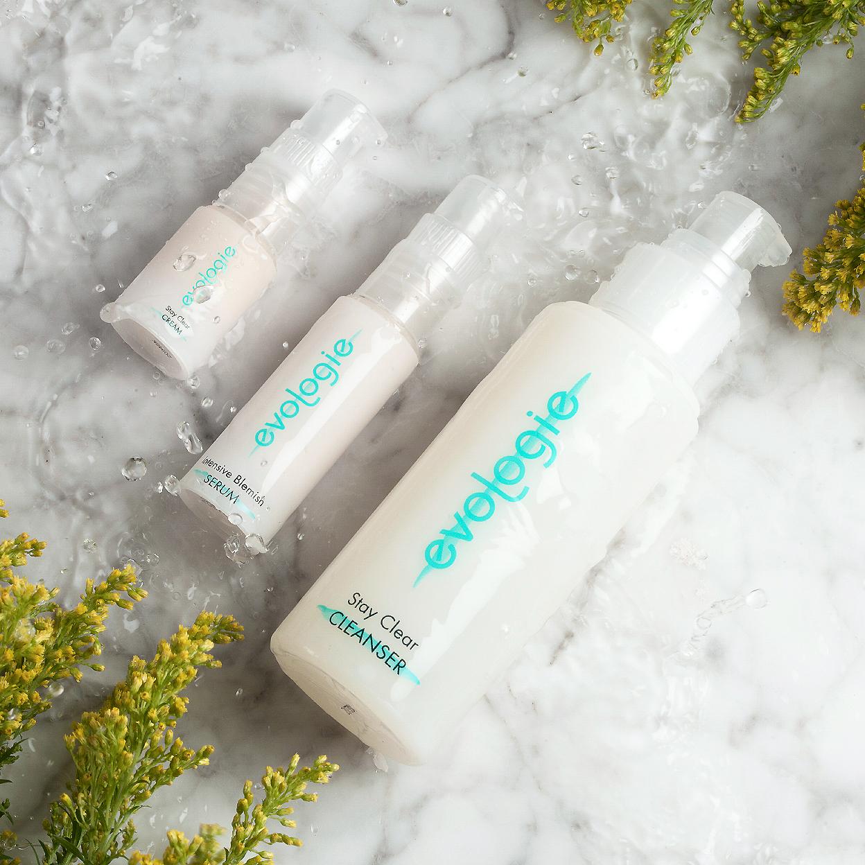 Evologie – Clear Skin Kit #Giveaway