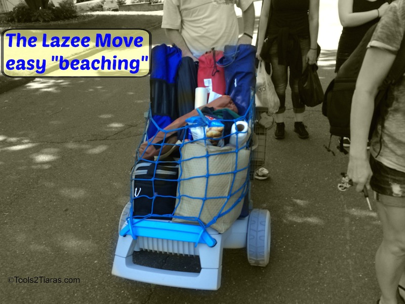 The Lazee Move by beachTuff