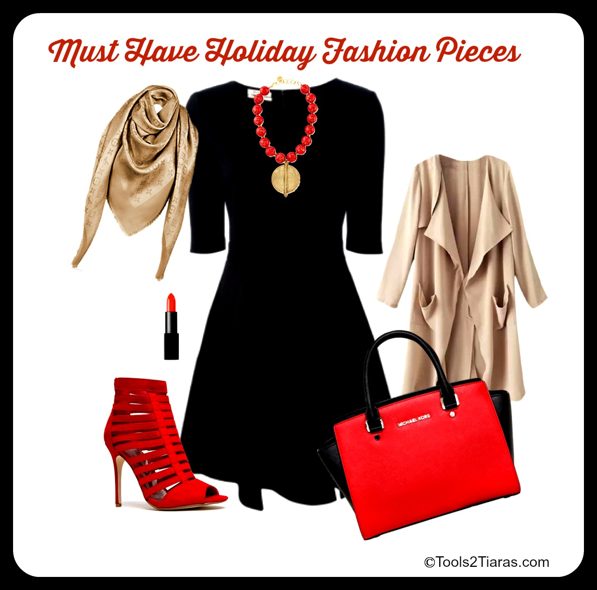Tools 2 Tiaras: Staple Holiday Fashion You Must Have