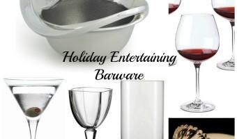 Easy Holiday Entertaining