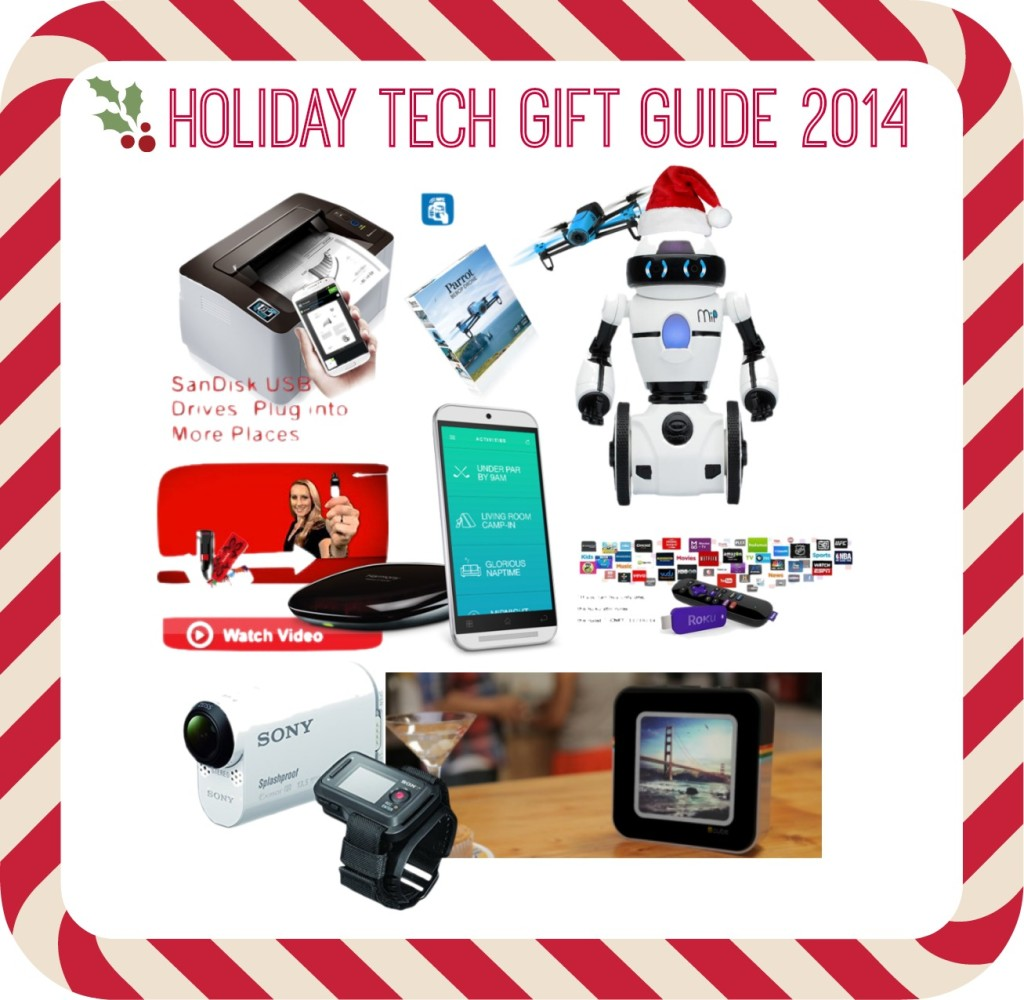 Tools 2 Tiaras: Tech Holiday Gift Guide 2014