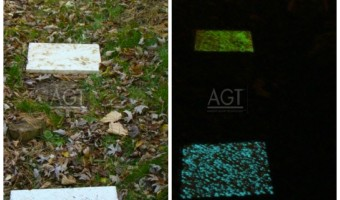 Create A Glowing Patio or Vanity