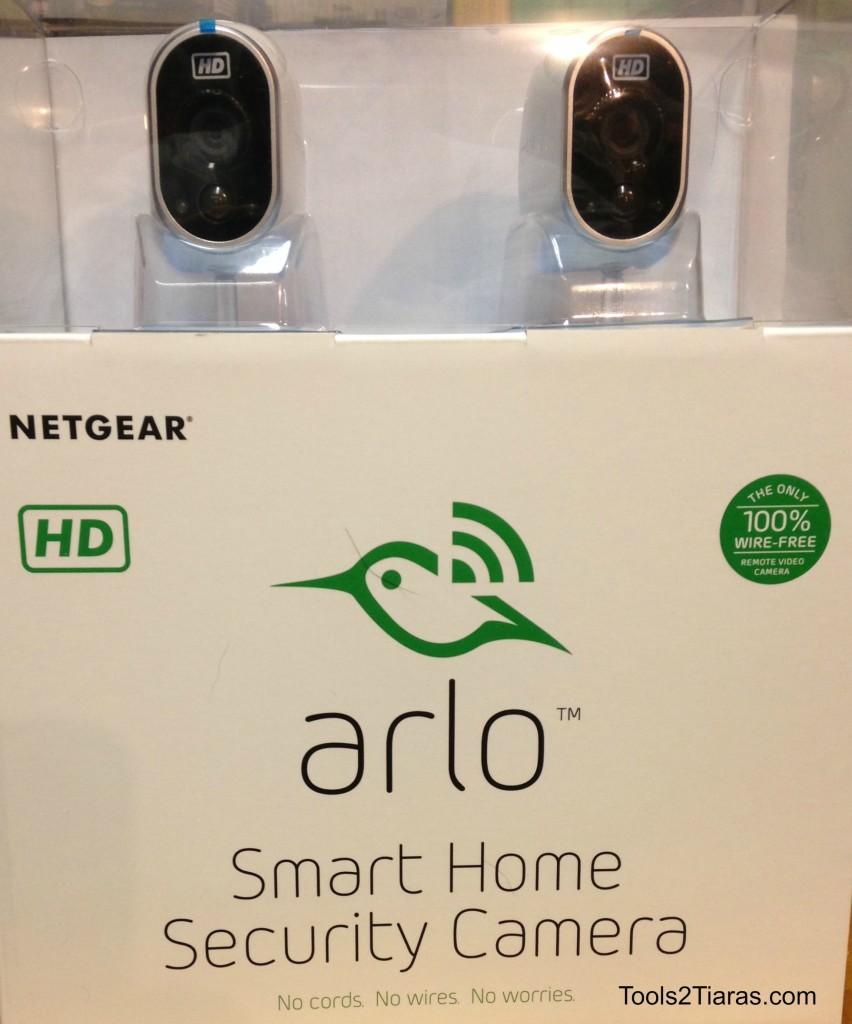 Arlo Netgear Home Security System