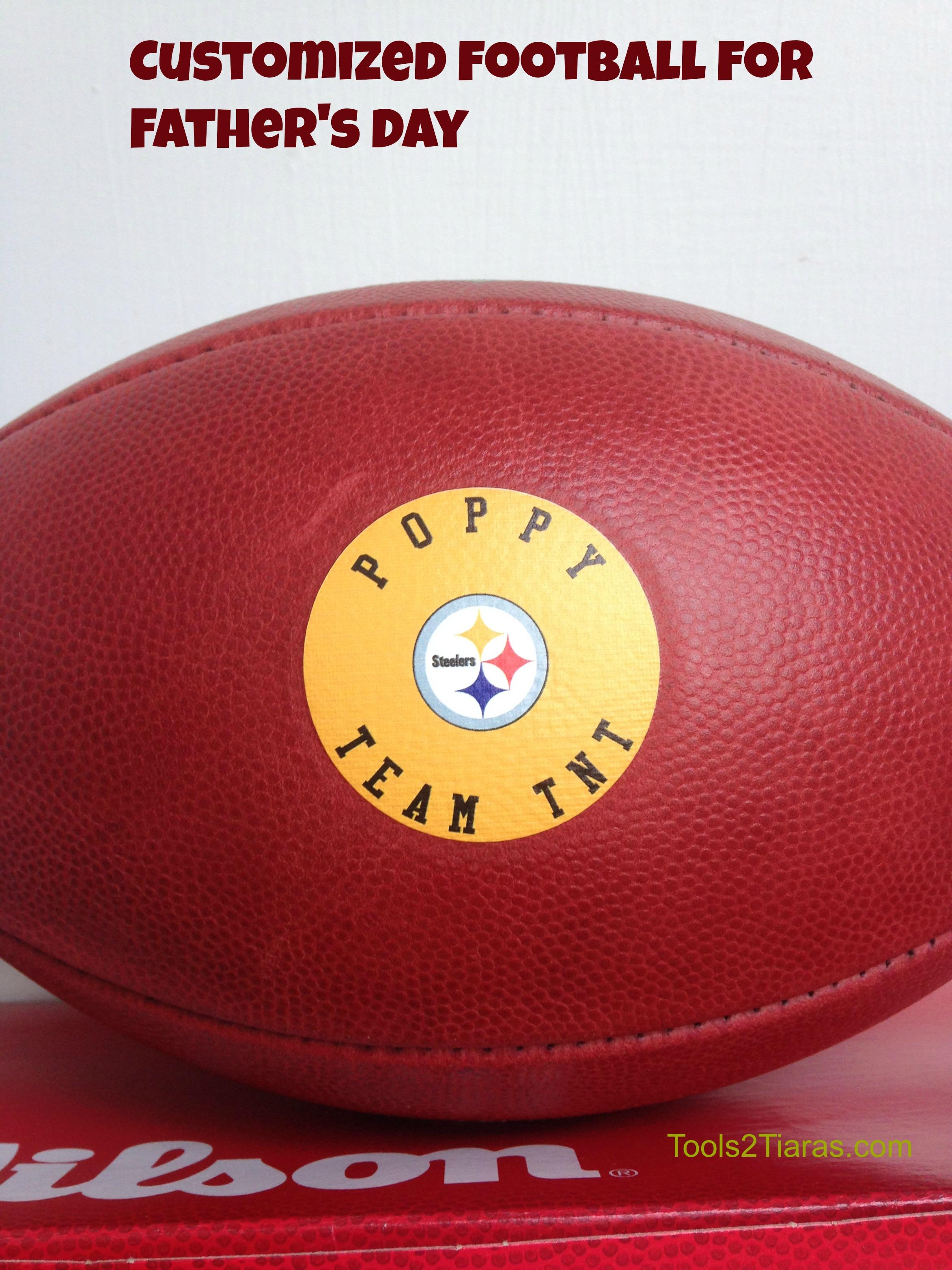 Customized Football