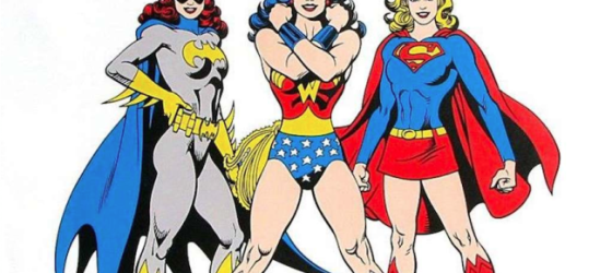 female-superheros