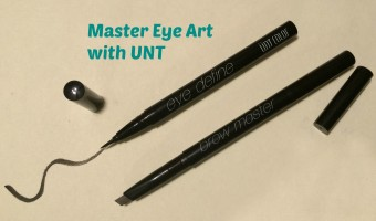 Smudge Proof Eye and Gel Effect Nails by UNT