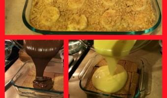 Easy Homemade Icebox Cake for Dessert