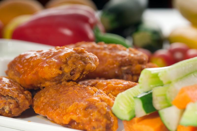 classic buffalo chicken wings