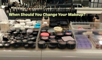 How Often Should You Change Your Makeup?