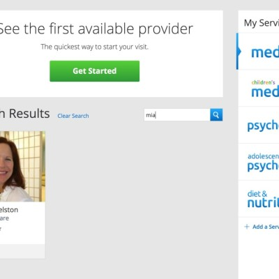 Amwell- Your Online Home Doctor Visit