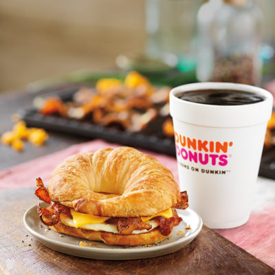 Grab Breakfast At Any Time Of The Day While On The Go