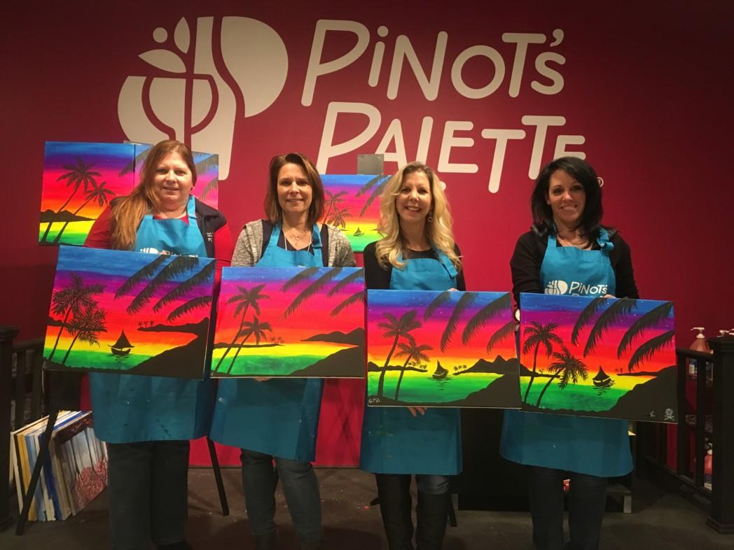 Pinots palette artists