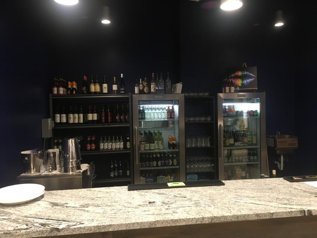 Pinots palette bar