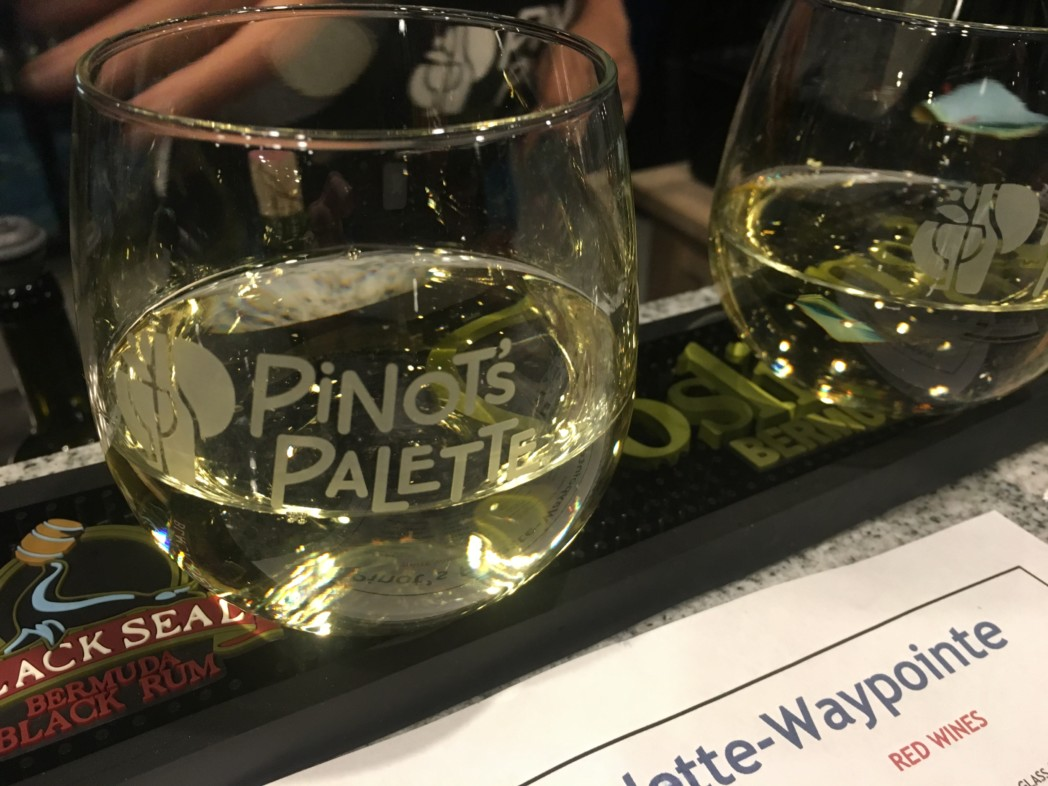 Pinots palette wine