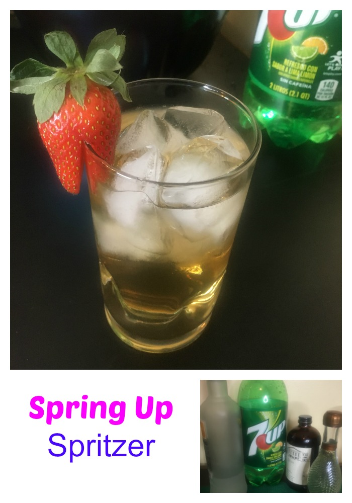 Spring Up Spritzer