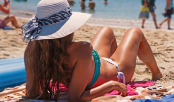 Is Your Bikini Body Making You Bashful?