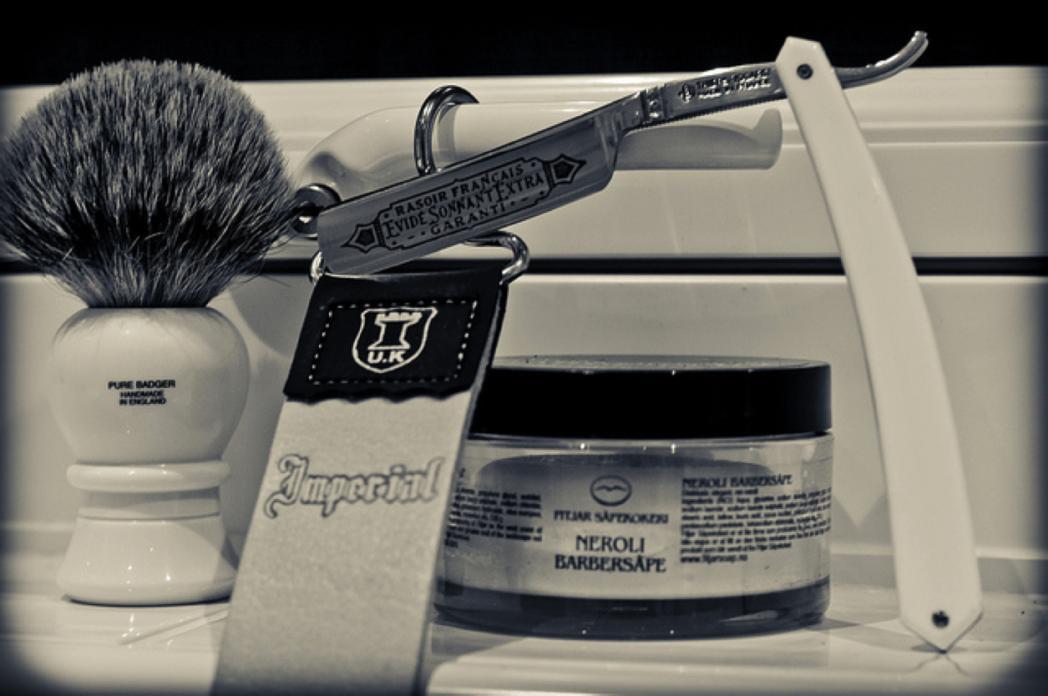male grooming kit