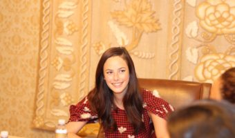 Exclusive Interview with Kaya Scodelario -Carina Smyth Pirates of The Caribbean