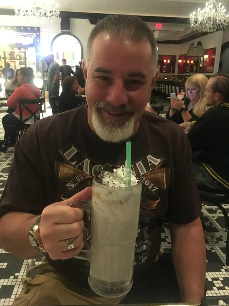 The Sugar Factory Milkshake