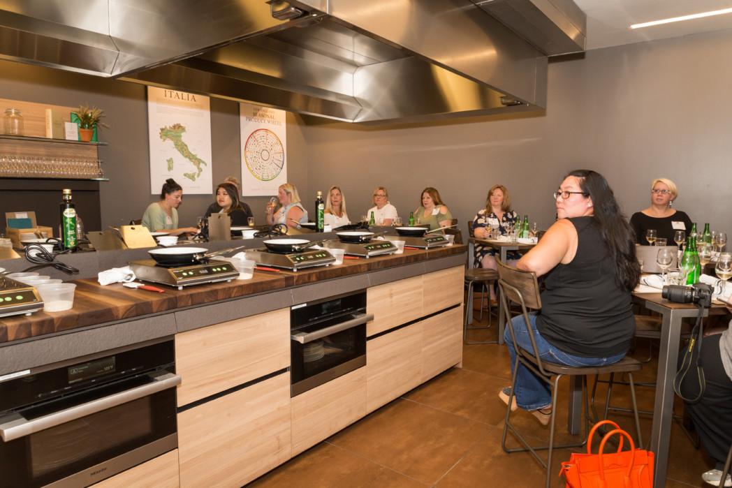 Eataly Parmigiano Reggiano Cooking Class-46