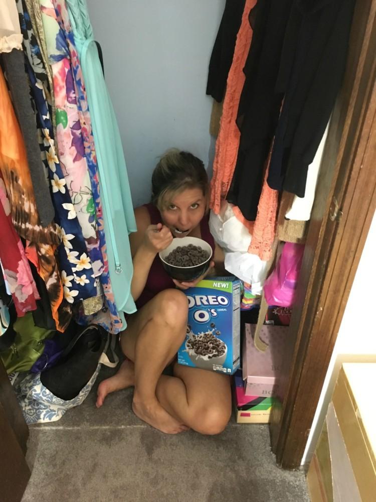 In Closet