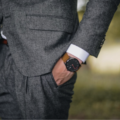 Looking Sharp: It Doesn't Have To Be A Challenge For Guys