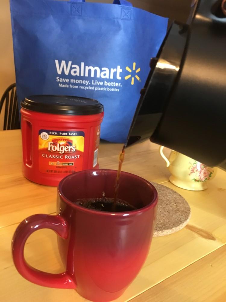 folgers classic coffee
