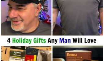 4 Holiday Gifts Any Man Will Love
