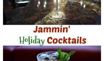 Jammin Holiday Cocktails