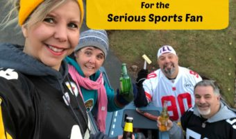 The Ultimate Cooler For the Serious Sports Fan and Camper from Otterbox