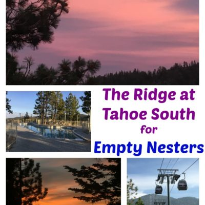 A Mountain Resort Vacation for Empty Nesters