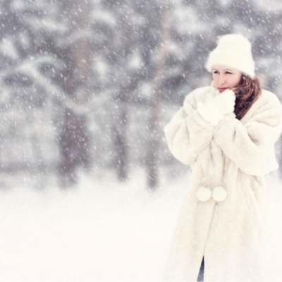 How to Brighten Up Your Winter Outfit