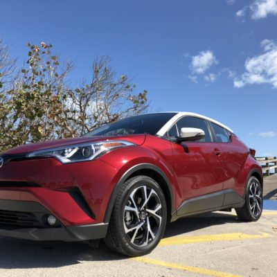 Spring Training Road Trip with Toyota