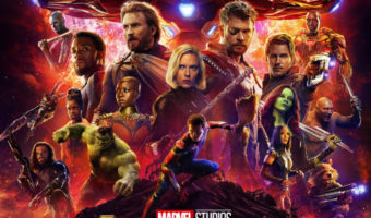 AVENGERS: INFINITY WAR Event and Red Carpet Premiere- I'm Going