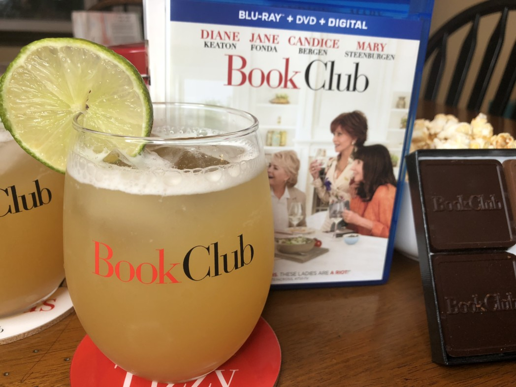 Plan The Perfect Girls' Night In with The Book Club Movie